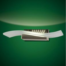FA3128 - Wall lamp made of metal and glass, LED lighting system